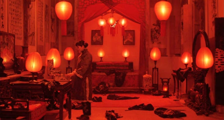 Raise the Red Lantern –Review