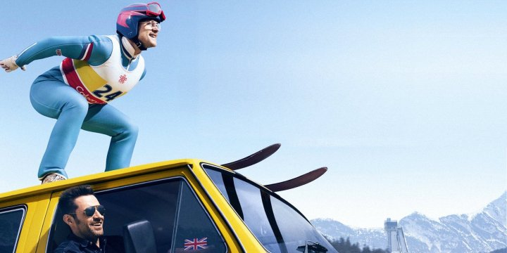 Eddie the Eagle –Review