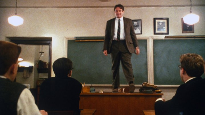 Dead Poets Society –Review