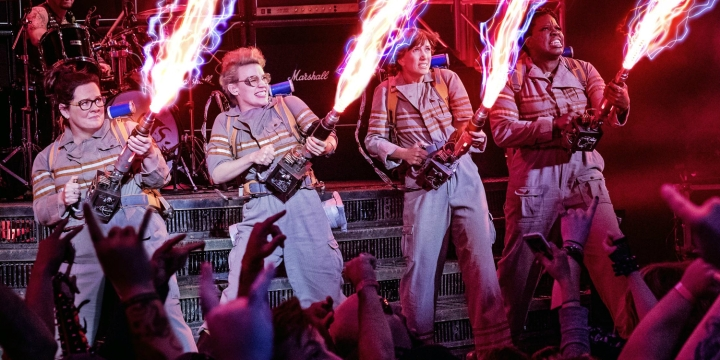 Ghostbusters (2016) –Review