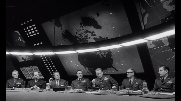 Dr. Strangelove or: How I Learned to Stop Worrying and Love the Bomb – Review