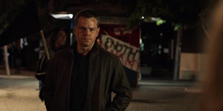 Jason Bourne –Review