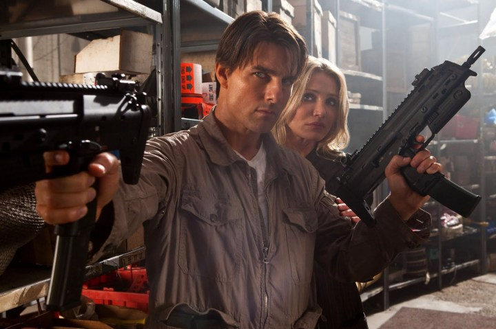 Knight and Day –Review
