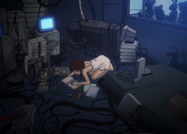 Serial Experiments Lain – Review