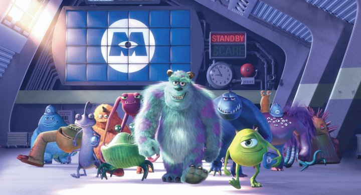 Image result for monsters inc entrance