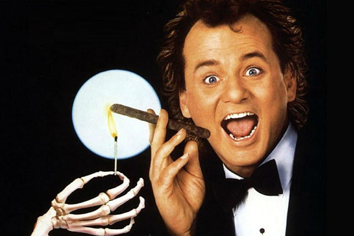 Scrooged – Review