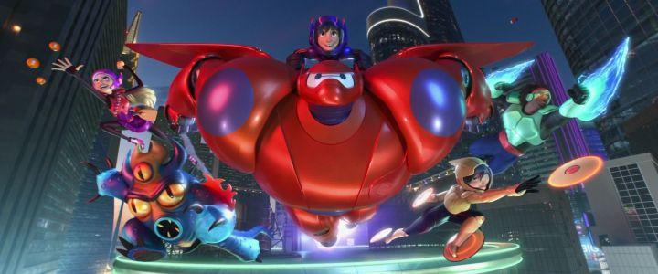 Big Hero 6 –Review