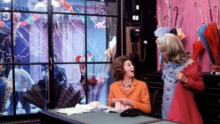 The Umbrellas of Cherbourg –Review