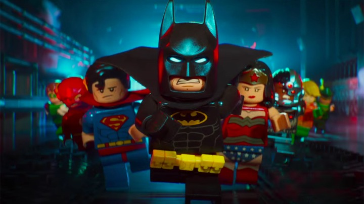 The Lego Batman Movie – Review