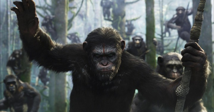 Dawn of the Planet of the Apes – Review