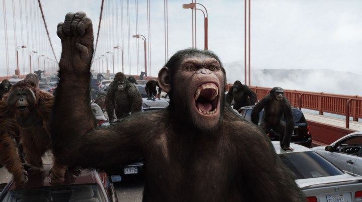 Rise of the Planet of the Apes – Review