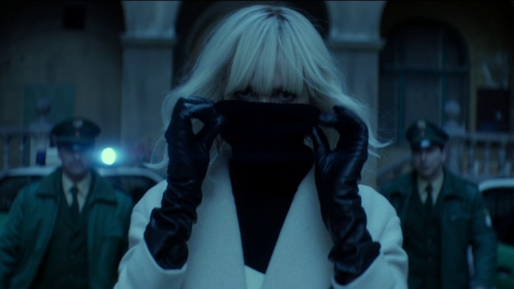 Atomic Blonde – Review