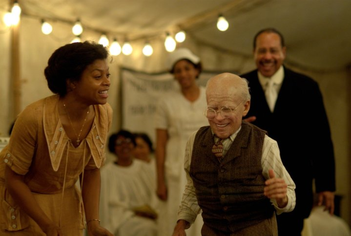 The Curious Case of Benjamin Button –Review