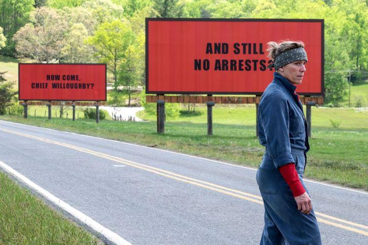 Three Billboards Outside Ebbing, Missouri –Review