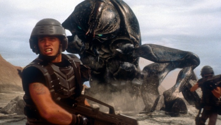 Starship Troopers –Review
