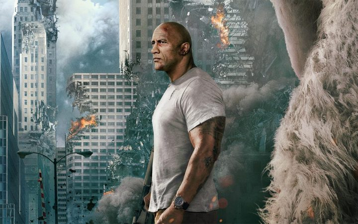 Rampage (2018) –Review