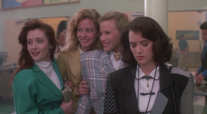 Heathers: One of the Most Brilliant Black Comedies: A Review