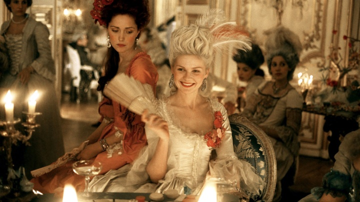 Sofia Coppola's Marie Antoinette Lives in the Glamour to the Fullest