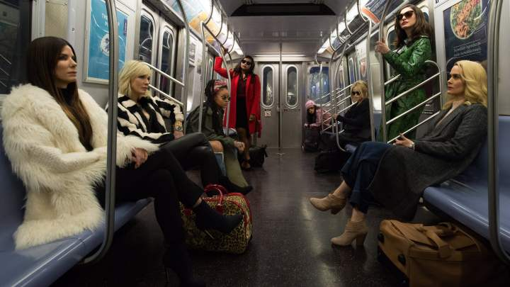 Ocean's Eight Review: Effervescent Substance Overcomes a Dearth of Style