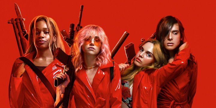 Assassination Nation is a Muddled Mess That Doesn't Know Its Audience: TIFF Review