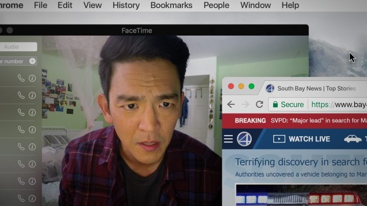 Searching Review: An Emotionally Intense Thriller That Extends Beyond a Visual Gimmick