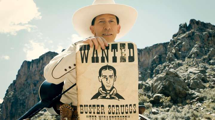 The Ballad of Buster Scruggs, the Coen Brothers' Western Anthology Hits and Misses, but Mostly Hits:Review