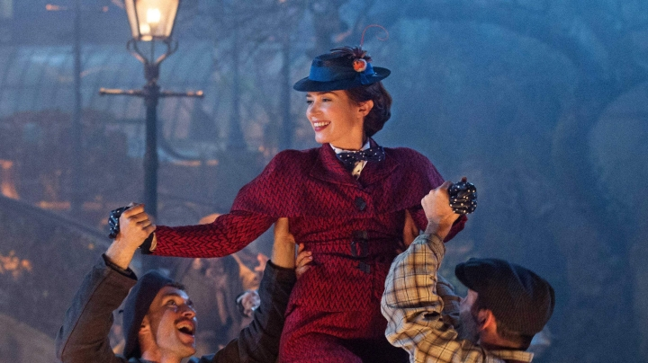 Mary Poppins Returns but Brought Nothing New: A Review