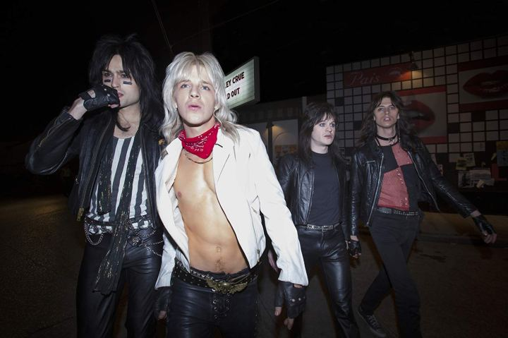 The Dirt Review: A Safe Story About a Dangerous Band