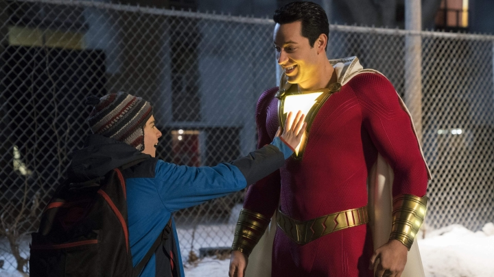 Shazam! Review: Funny and Innocent on the Outside, Dark but Sweet on theInside