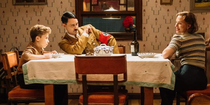 'Jojo Rabbit' TIFF Review: Taika Waititi's Anti-Hate Satire is Blunt, But Effective
