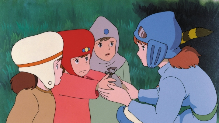 'Nausicaä of the Valley of the Wind' Review: Miyazaki's Search for Hope Under Bleak and TragicCircumstances