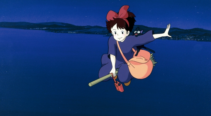 'Kiki's Delivery Service' Review: How Miyazaki Finds Magic in What We Love